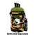 Woodland Camo | 2.2L Hydra Bottle Sleeve | Neoprene Bottle Sleeve