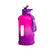 Bubblegum - 1.3L Flip & Sip Bottle | Hydra Bottle