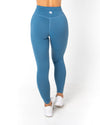 Elevate Leggings - Slate Blue
