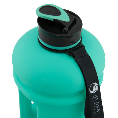 Hydra Mint 2.2L Big Bottle with closed lid