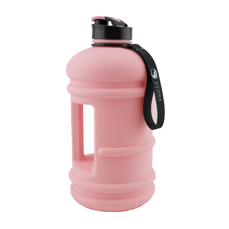 Pastel Pink | 2.2L Big Bottle | The Hydra Bottle
