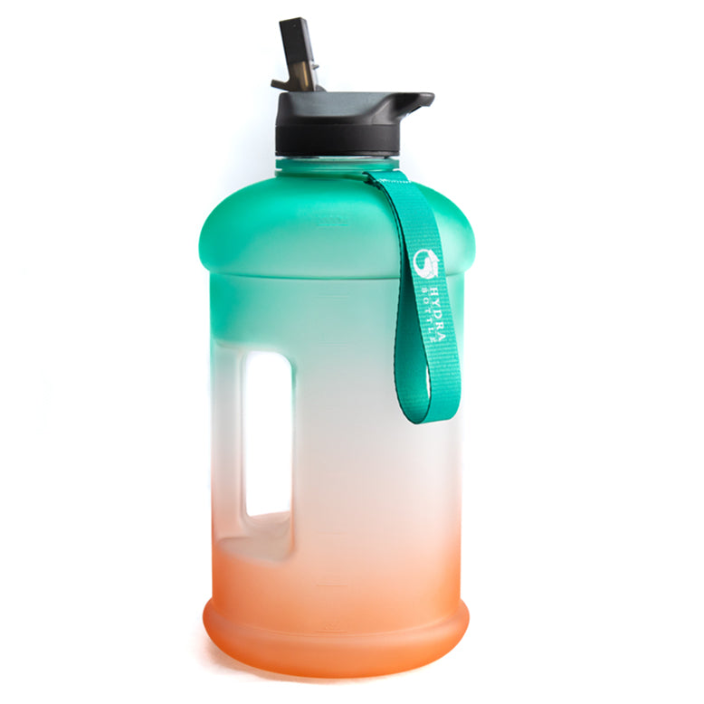 Autumn Glow - 2.2L Flip & Sip Bottle | Hydra Bottle