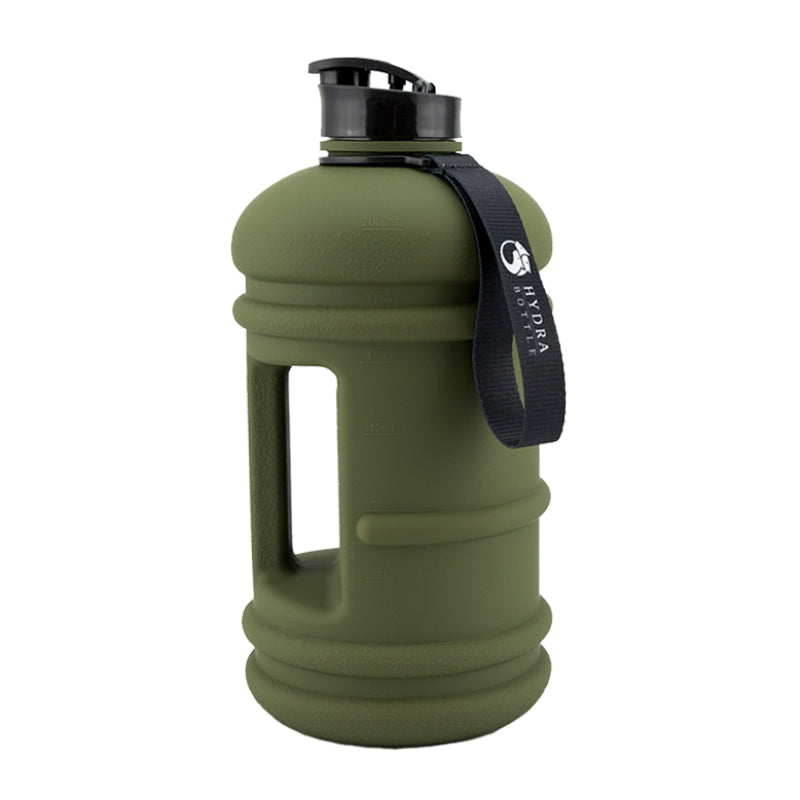 Khaki Water Bottle - The Hydra Bottle