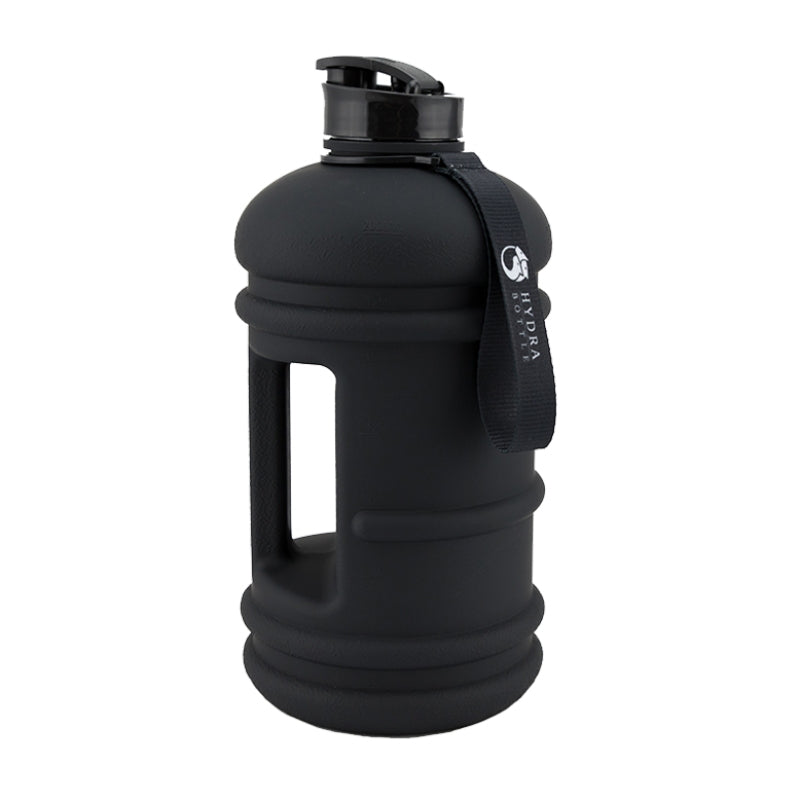 Stealth Black | 2.2L Big Bottle | The Hydra Bottle