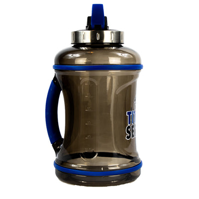 Blue/Black Titan Series | 3.2L Big Bottle | Hydra