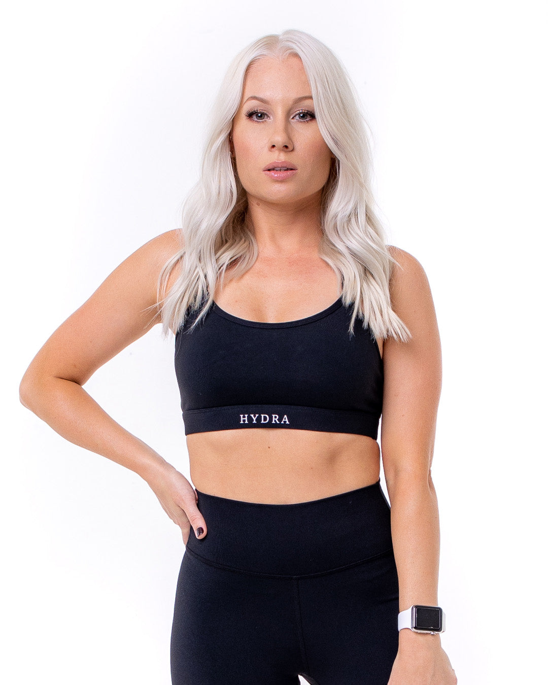 Elevate Bra - Black