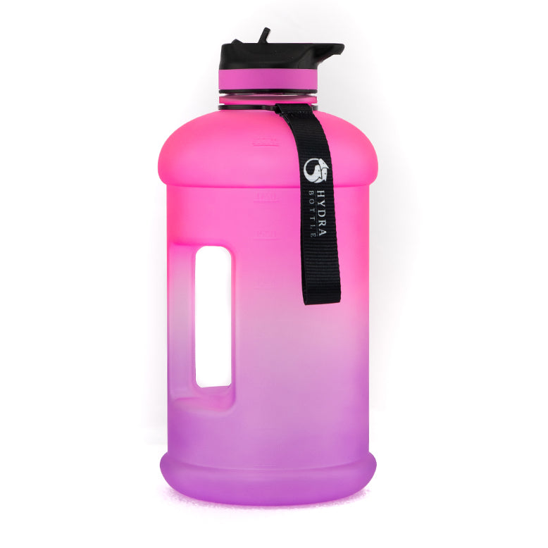 Bubblegum - 2.2L Flip & Sip Bottle | Hydra Bottle