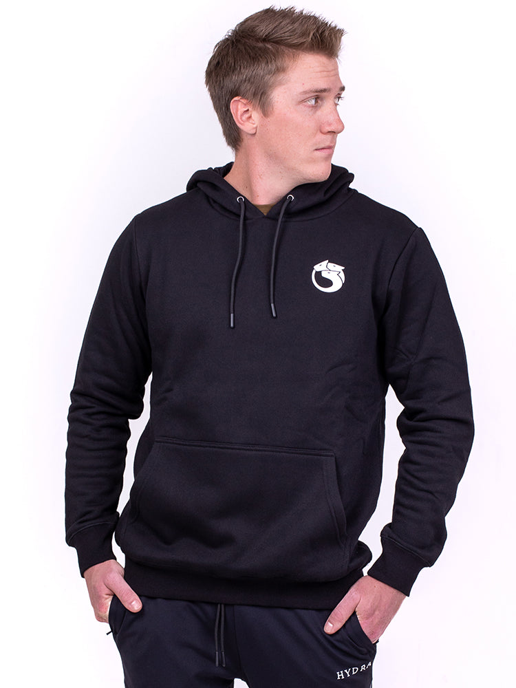 Champions Division Hoodie - Black