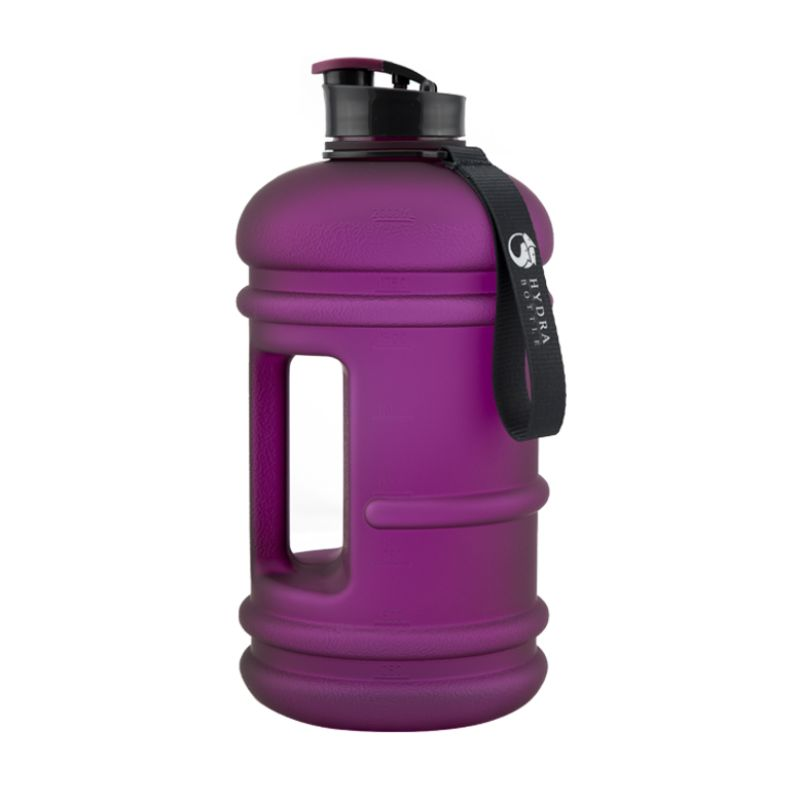 Matte Plum | 2.2L Big Bottle | The Hydra Bottle