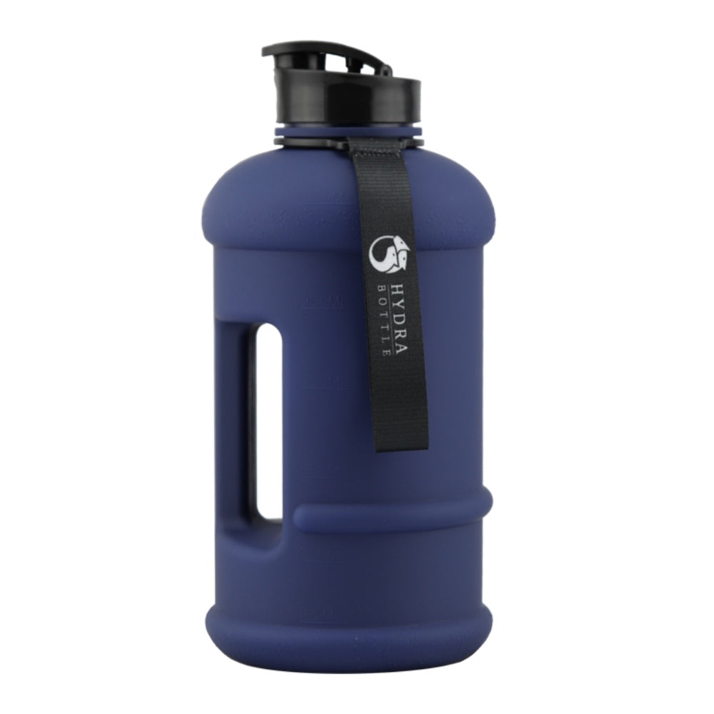 Navy Blue 1L Water Bottle