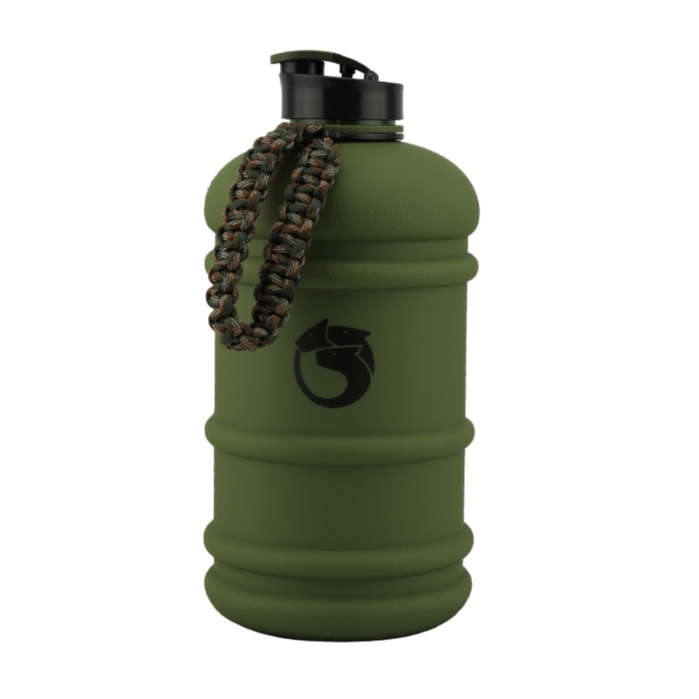2L limited edition camo green big bottle