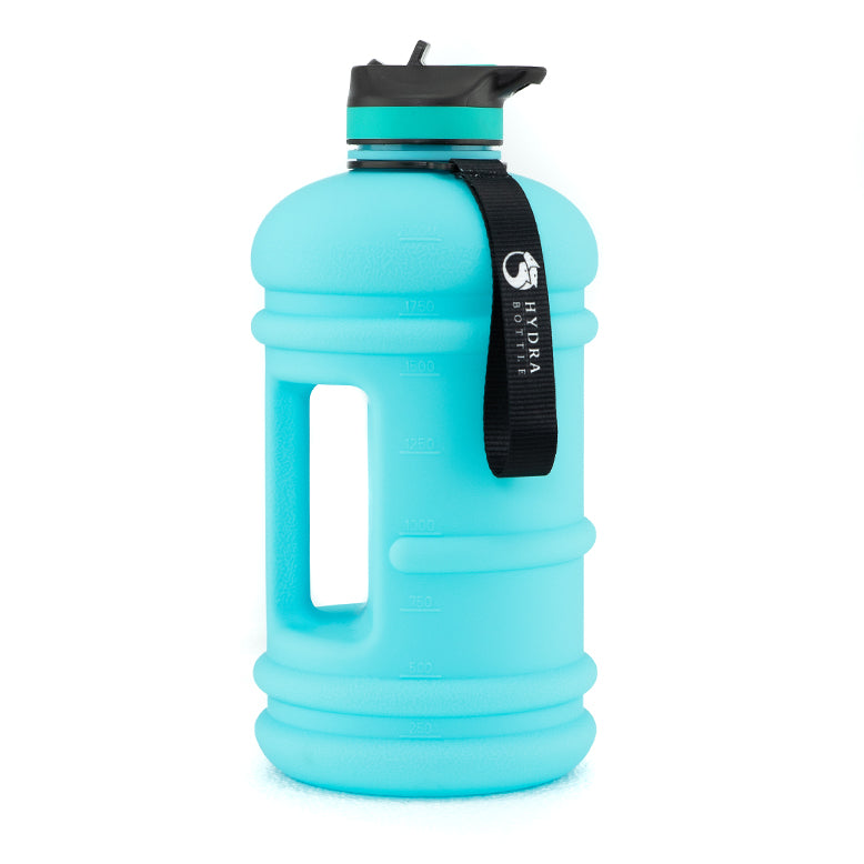 Hydra Blue - 2.2L Flip & Sip Bottle | Hydra Bottle