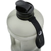 Grey 2.2L Big Bottle with closed lid