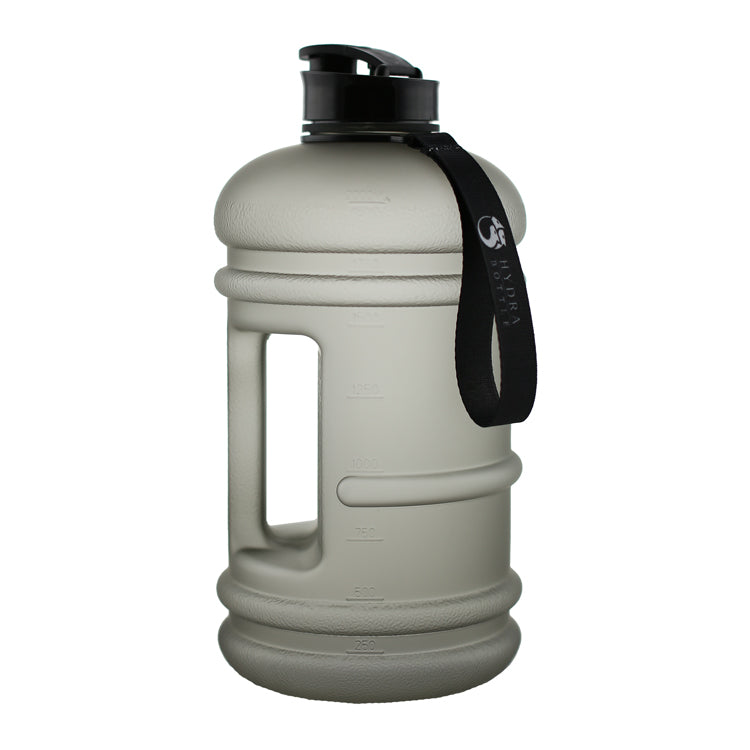 Matte Grey | 2.2L Big Bottle | The Hydra Bottle