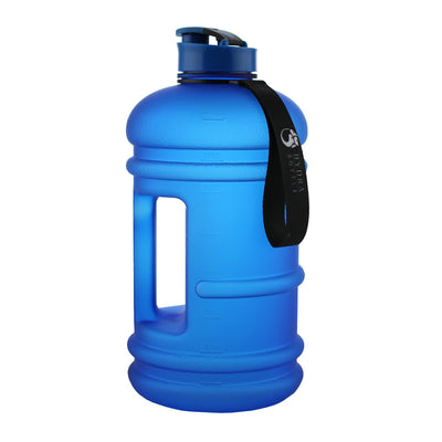 Matte Blue 2.2L Big Bottle