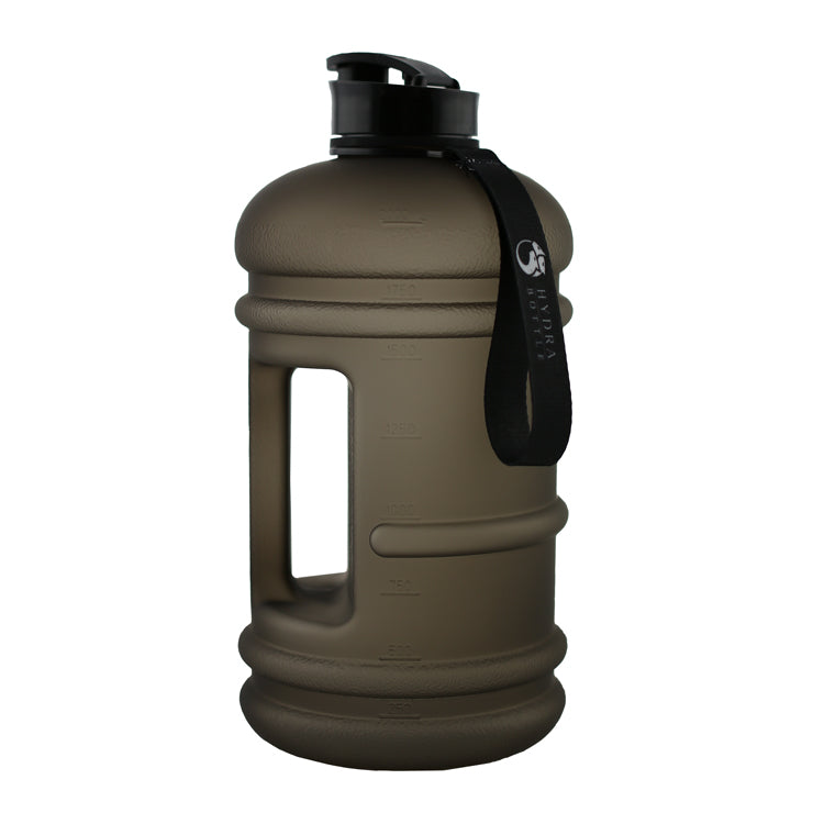 Matte Black | 2.2L Big Bottle | The Hydra Bottle