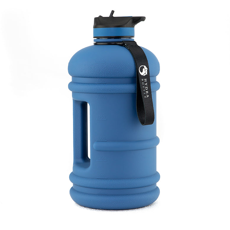 Mountain Blue - 2.2L Flip & Sip Bottle | Hydra Bottle
