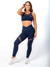 Evolve Leggings - Navy
