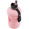 Pastel Pink 2.2L Big Bottle with open lid