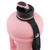 Pastel Pink 2.2L Big Bottle with closed lid