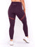 Evolve Leggings - Plum