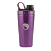 Purple Hydra Shaker | 700ml Stainless Steel Shaker | The Hydra Shaker