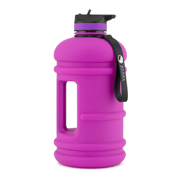 Royal Purple - 2.2L Flip & Sip Bottle | Hydra Bottle