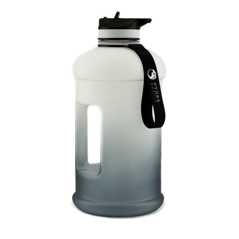 Snowfall - 2.2L Flip & Sip Bottle | Hydra Bottle