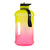 Sunset - 2.2L Flip & Sip Bottle | Hydra Bottle