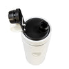 White Hydra Shaker | 700ml Stainless Steel Shaker | Hydra