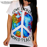 World Peace Women's Tee