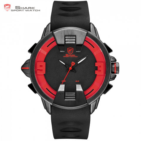 SHARK Sport Watch Red