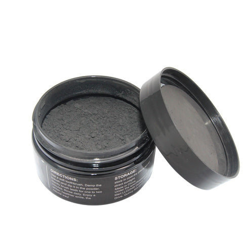 Activated Charcoal Teeth Scrub
