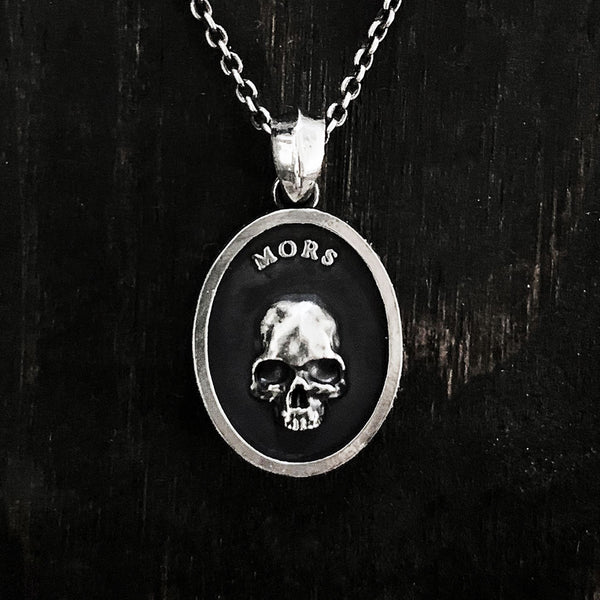 Mors Pendant Necklace