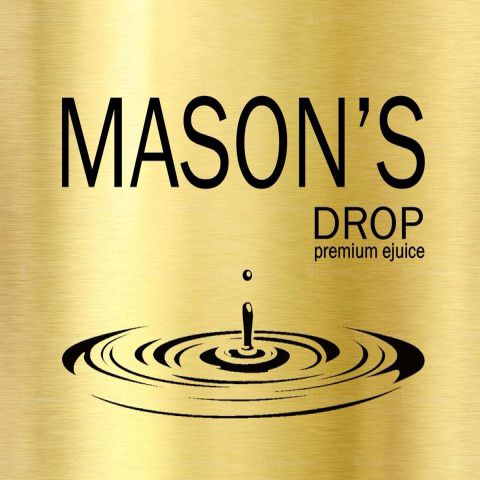 Masons Drop Premium Ejuice at Vape Warehouse