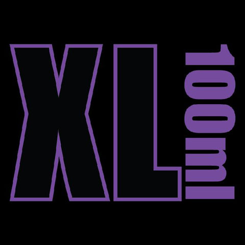vape warehouse XL 100ml logo