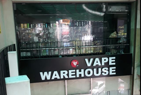 Vape Warehouse Makati - A One Stop Vape Shop in Makati CBD