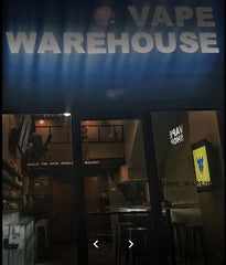 Vape Warehouse Cubao - A One Stop Vape Shop in Cubao Quezon City