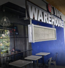 Vape Warehouse Kapitolyo - A One Stop Vape Shop in Kapitolyo Pasig