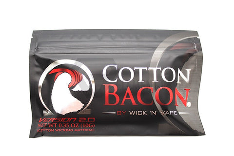 Wick 'n' Vape - Cotton Bacon