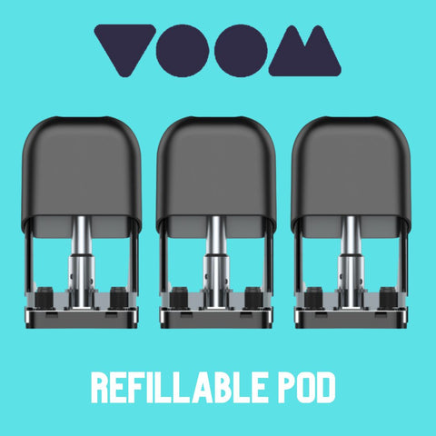 VOOM Refillable pods