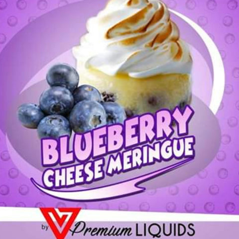 V PREMIUM - Blueberry Cheese Meringue Give in to Your Cravings! Ejuice Delivered to Your Doorsteps. Order Online, Send a Text Message or via Facebook Page.