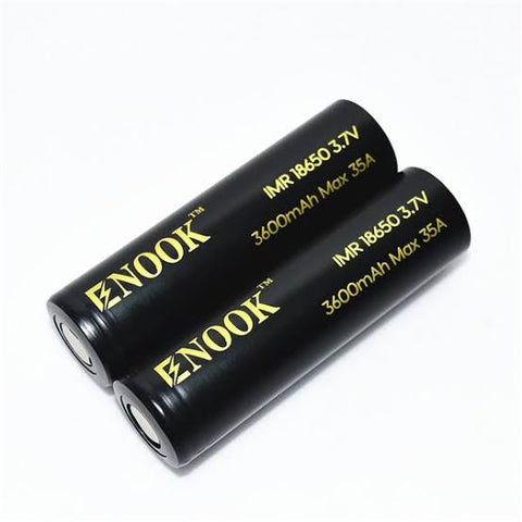 ENOOK Battery 18650