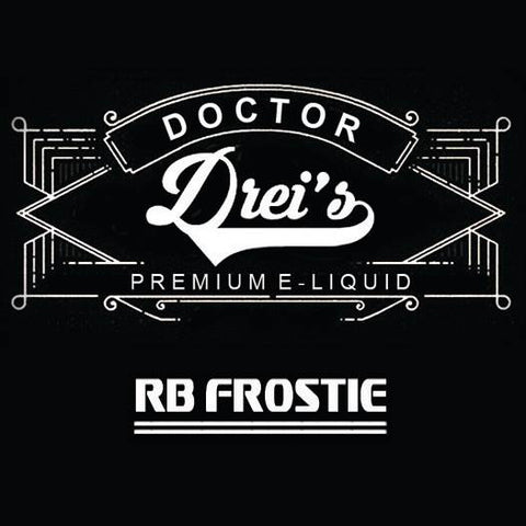 DOCTOR DREI'S - RB Frostie Ejuice offered by Ejuice.ph Vapewarehouse