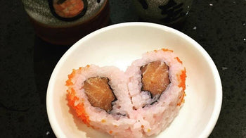 Fall in love with Japanese food this Valentines