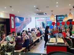 A very busy time at our award winning most authentic Japanese in Cardiff, Tenkaichi Sushi and Noodle Bar