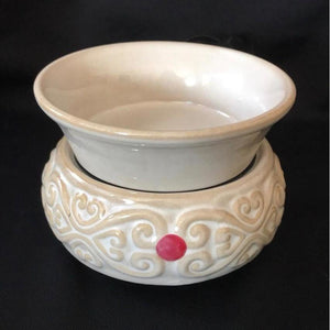 Swirl Ceramic  - Electric Warmer - EPM Emporium