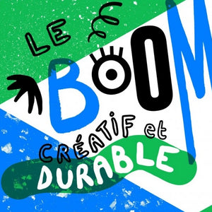 22/09/2019 • Atelier Workshop - BOOM Créatif & Durable • Flagey Bruxelles
