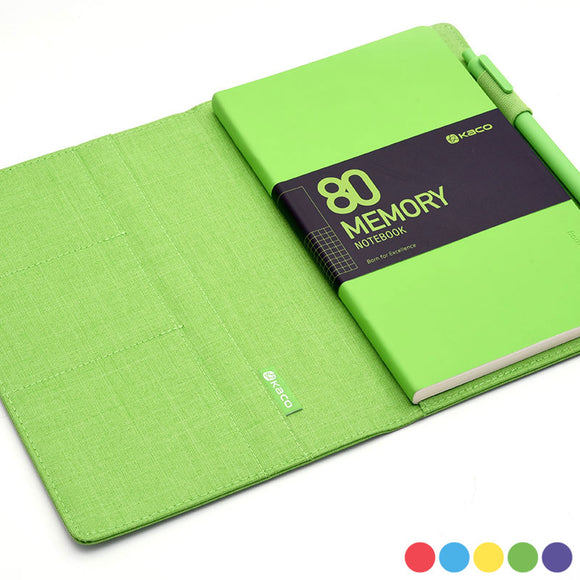 KACO MEMORY II Notebook with Cover
