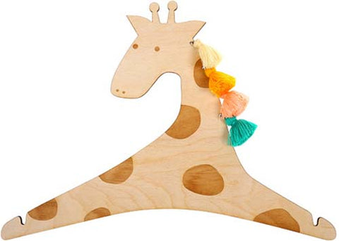 Giraffes Hangers (set of 2)